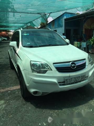 Bán Opel Antara sản xuất 2006, màu trắng, nhập khẩu, giá 265tr