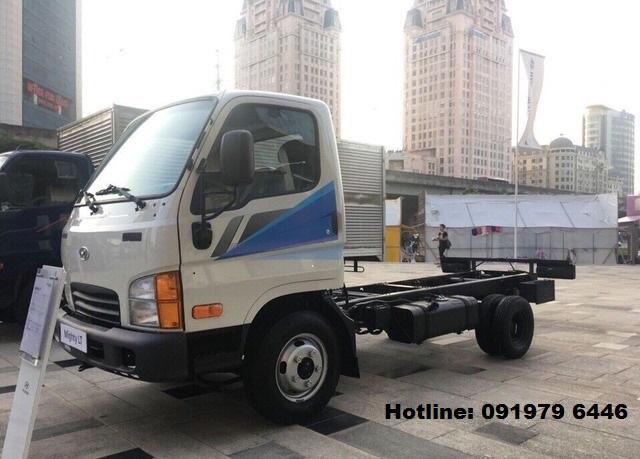 Bán xe Hyundai Mighty N250-2.5T 2019, màu trắng