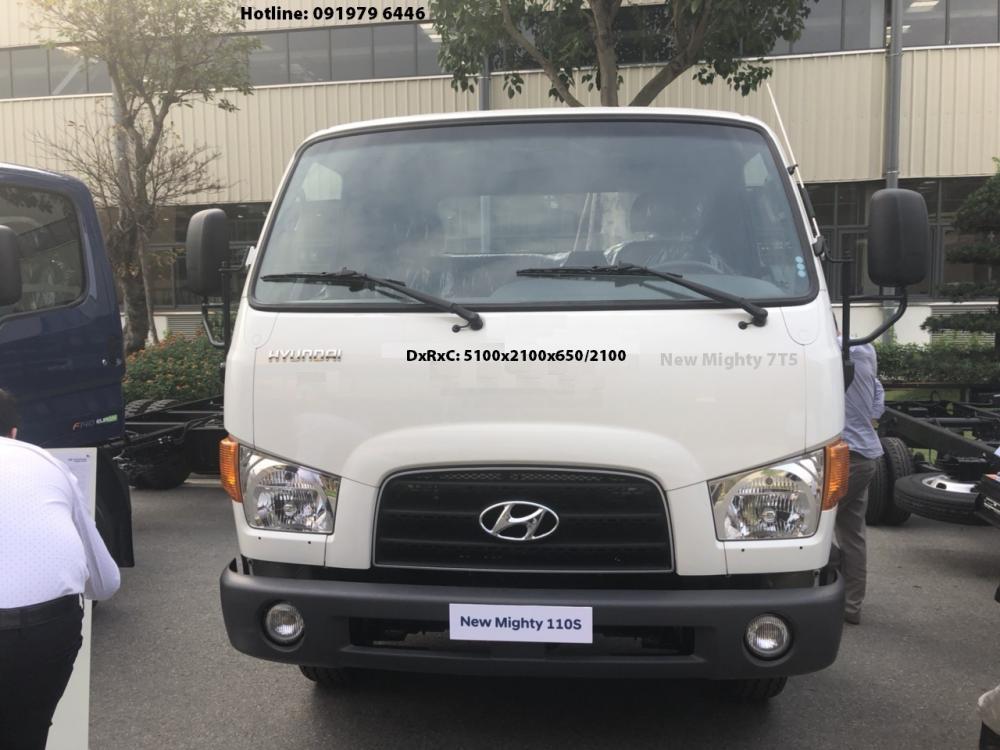 Cần bán Hyundai Mighty 7T đời 2018 giá rẻ