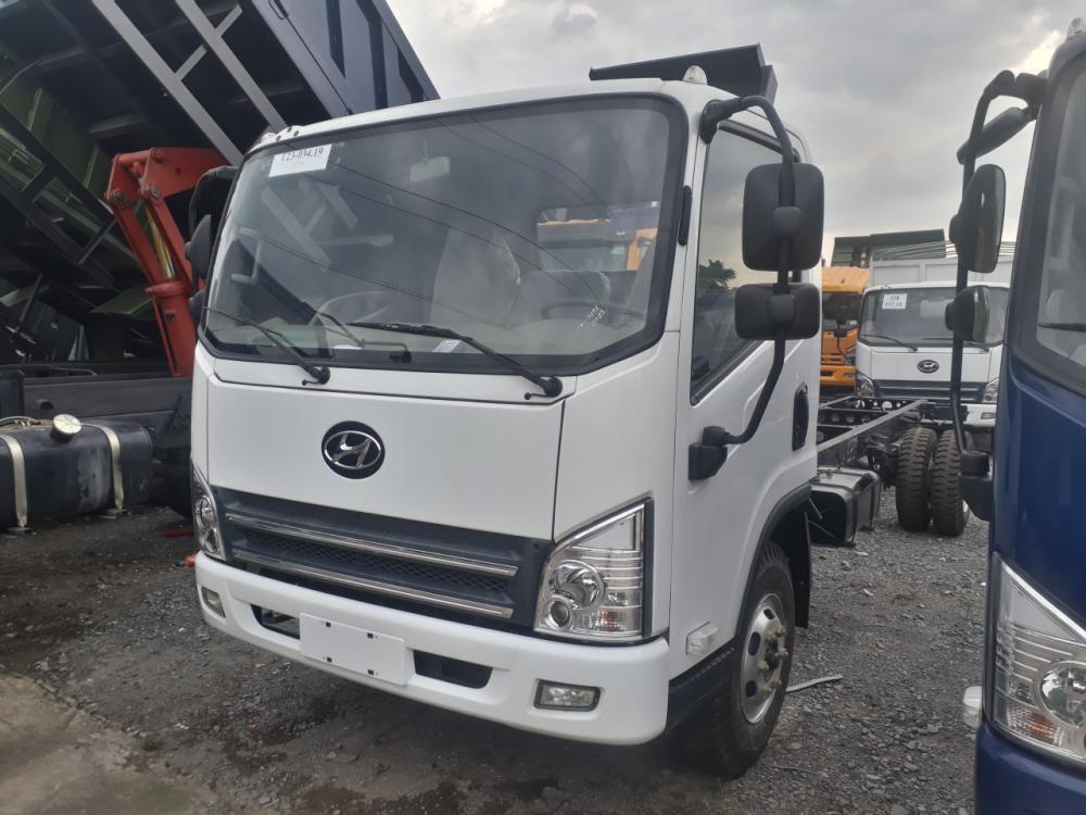Xe tải Hyundai 8 tấn thùng dài 6m2