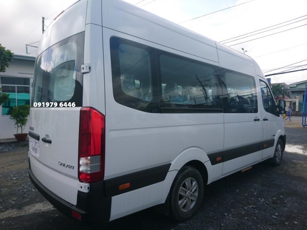 Cần bán xe Xe khách Solati 16c, màu trắng