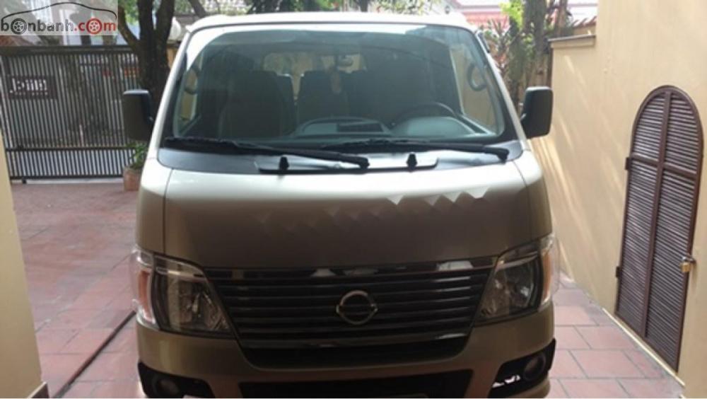 Xe Nissan Urvan năm 2008, nhập khẩu nguyên chiếc giá cạnh tranh
