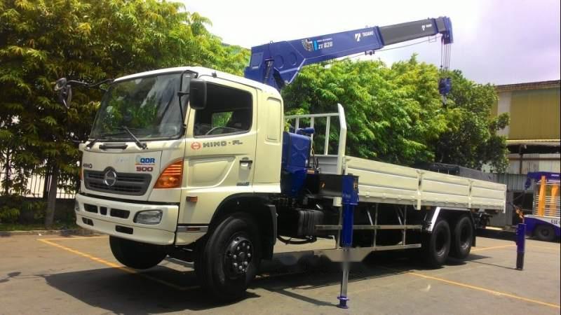 Cần bán Hino FL 8JTSL 2017 sản xuất năm 2017, màu trắng