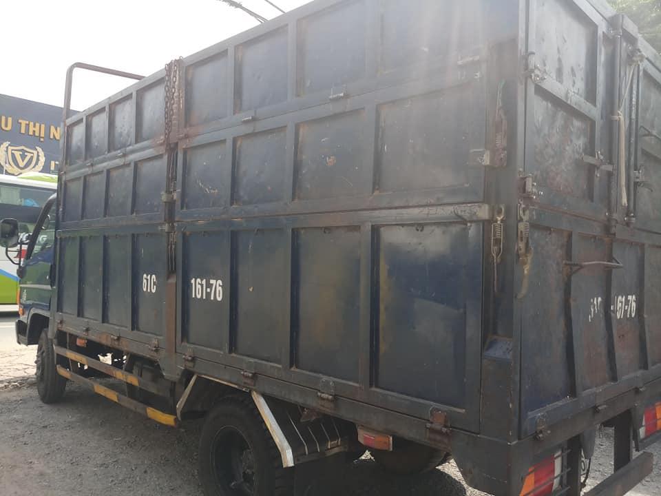 Cần bán xe tải HD65 đời 2014 tải 2,4 tấn mui bạt, trả góp giá tốt
