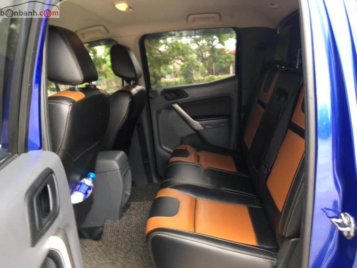 Bán Ford Ranger XLS AT cuối 2015 đã lên form mới