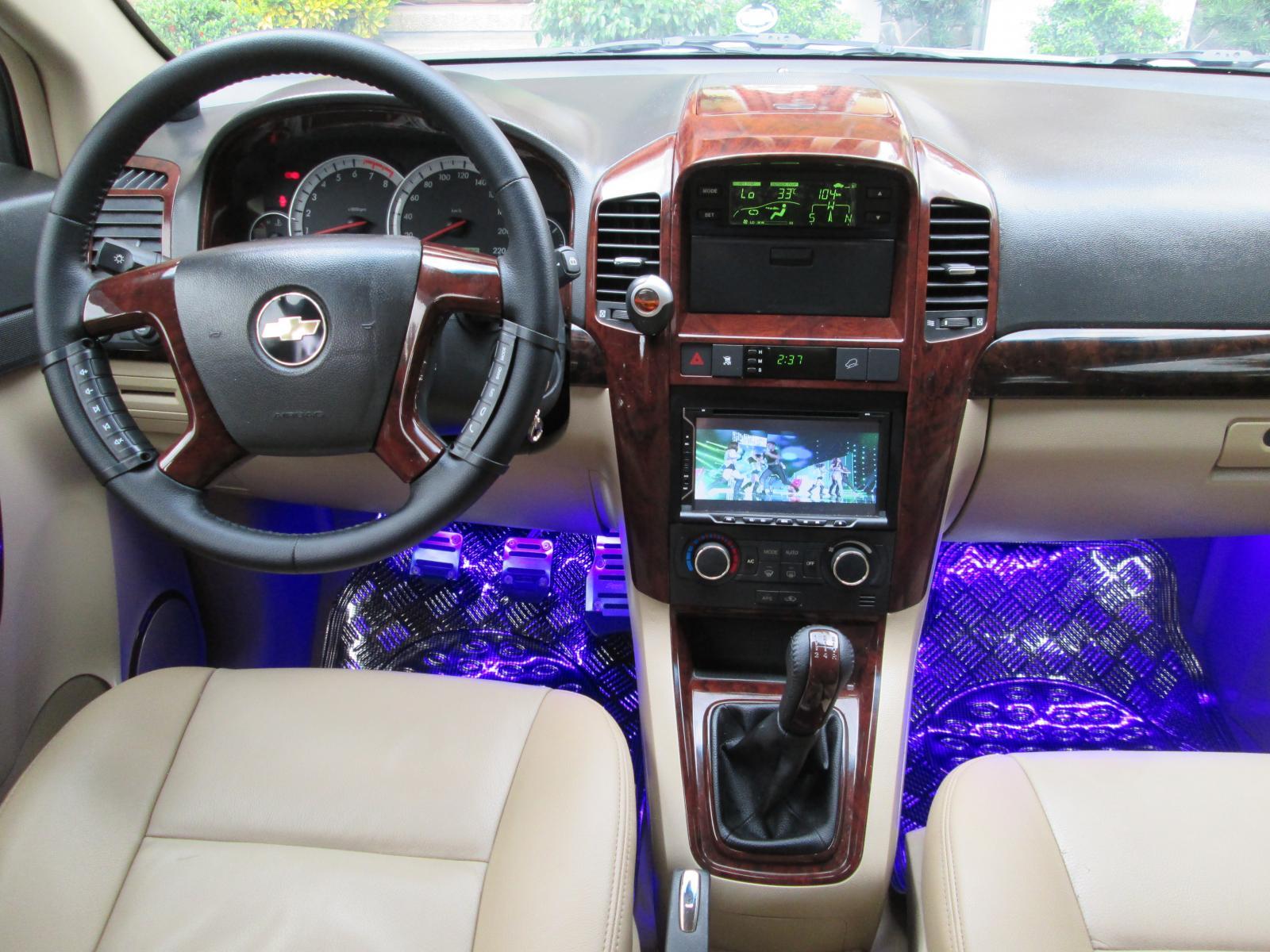 Bán Chevrolet Captiva 7 chỗ, 1 đời chủ