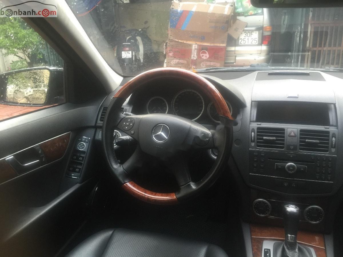 Cần bán gấp Mercedes CGI đời 2009, màu đen
