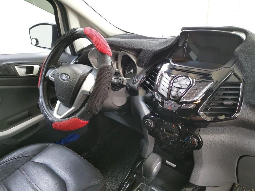 Cần bán xe Ford Ecosport Titanium Black Edition đời 2017, màu trắng