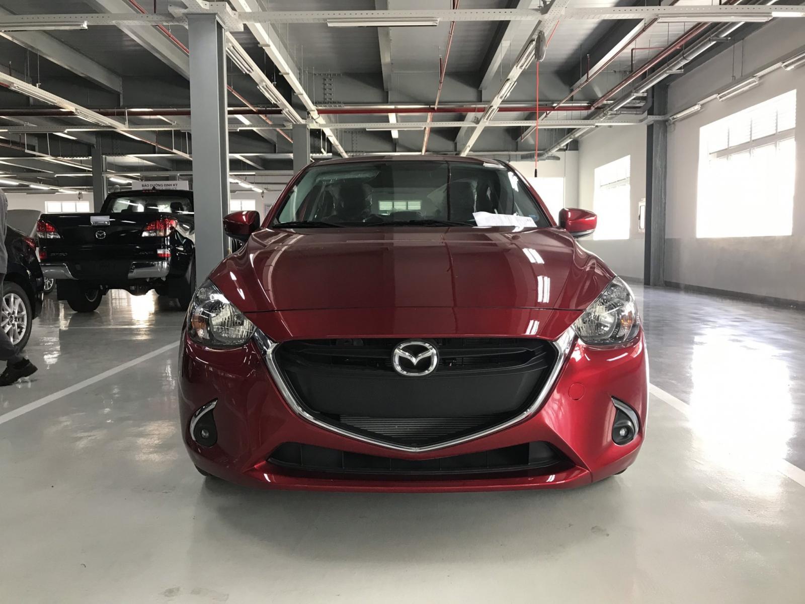 Mazda 2 nhập Thái ưu đãi 70 triệu đồng