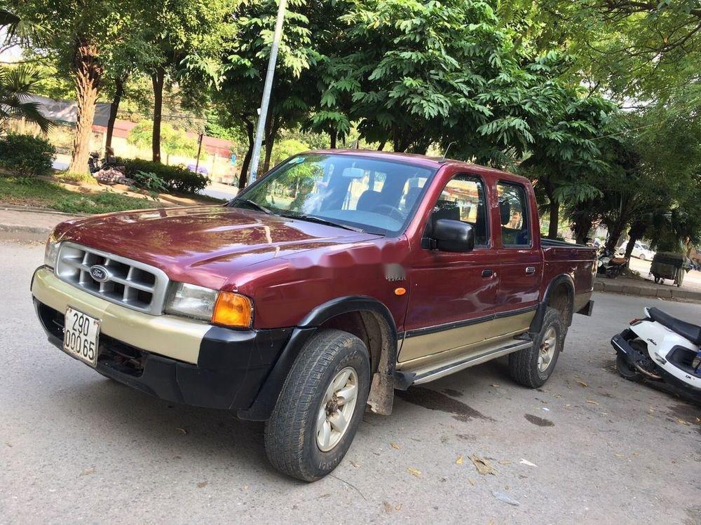 Cần bán xe Ford Ranger sản xuất 2004 xe nguyên bản