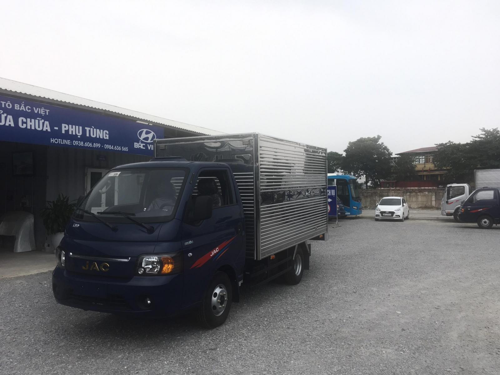 Bán ô tô tải JAC X series năm 2019 tải 1 tấn máy dầu
