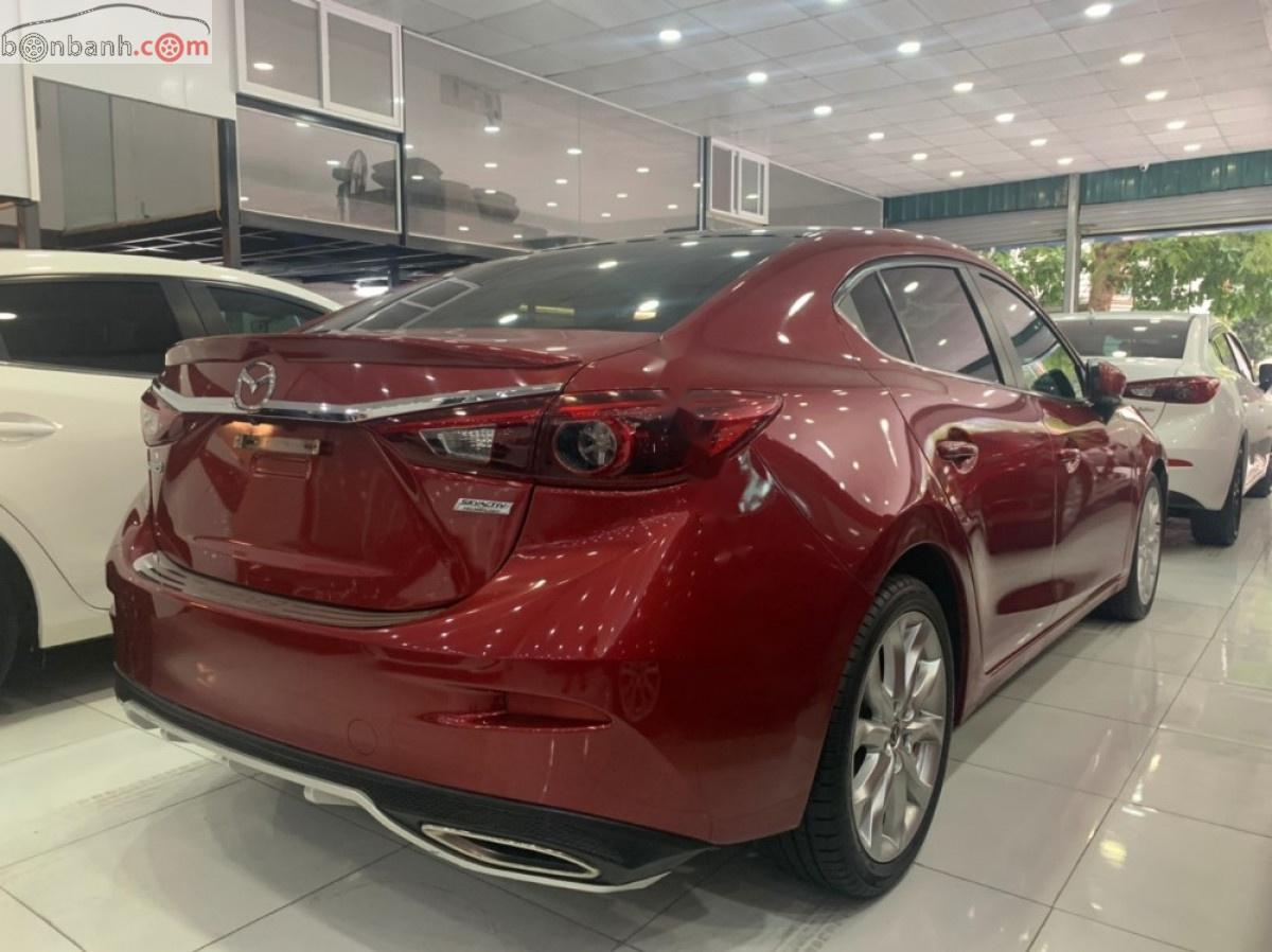 Bán Mazda 3 sản xuất năm 2015, màu đỏ, 588tr xe còn mới nguyên