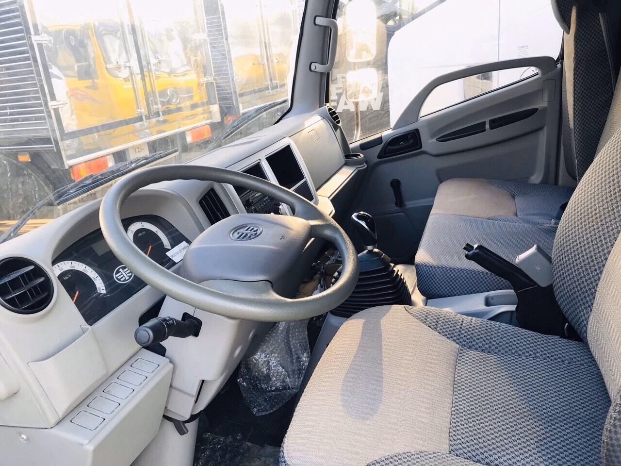 Bán xe tải FAW 7 tấn thùng bạt đời mới - xe tải 7 tấn thùng bạt