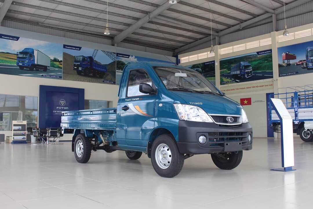 Bán Xe tải Thaco TOWNER 990 kg đời 2020, giá ưu đãi hấp dẫn, hỗ trợ trả góp, tặng 100% phí trước bạ