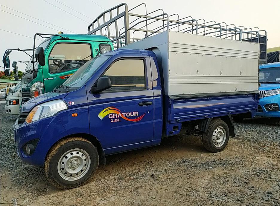 Xe tải Thaco Foton 850kg máy 1.5L