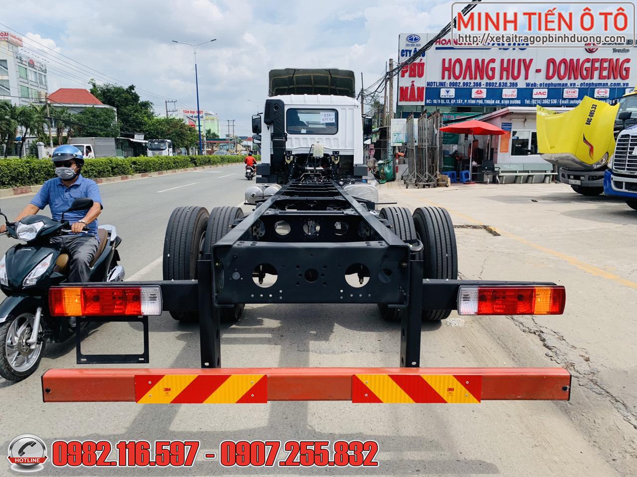 Xe tải 8 tấn chở hàng cồng kềnh - Bán xe tải FAW 8T thùng dài 8 mét - Hỗ trợ ngân hàng 70%