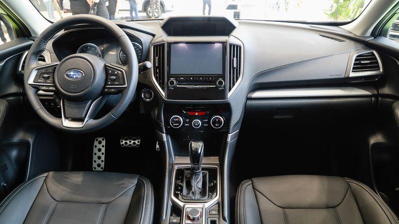 Subaru Forester iL 2021, nhập khẩu chính hãng