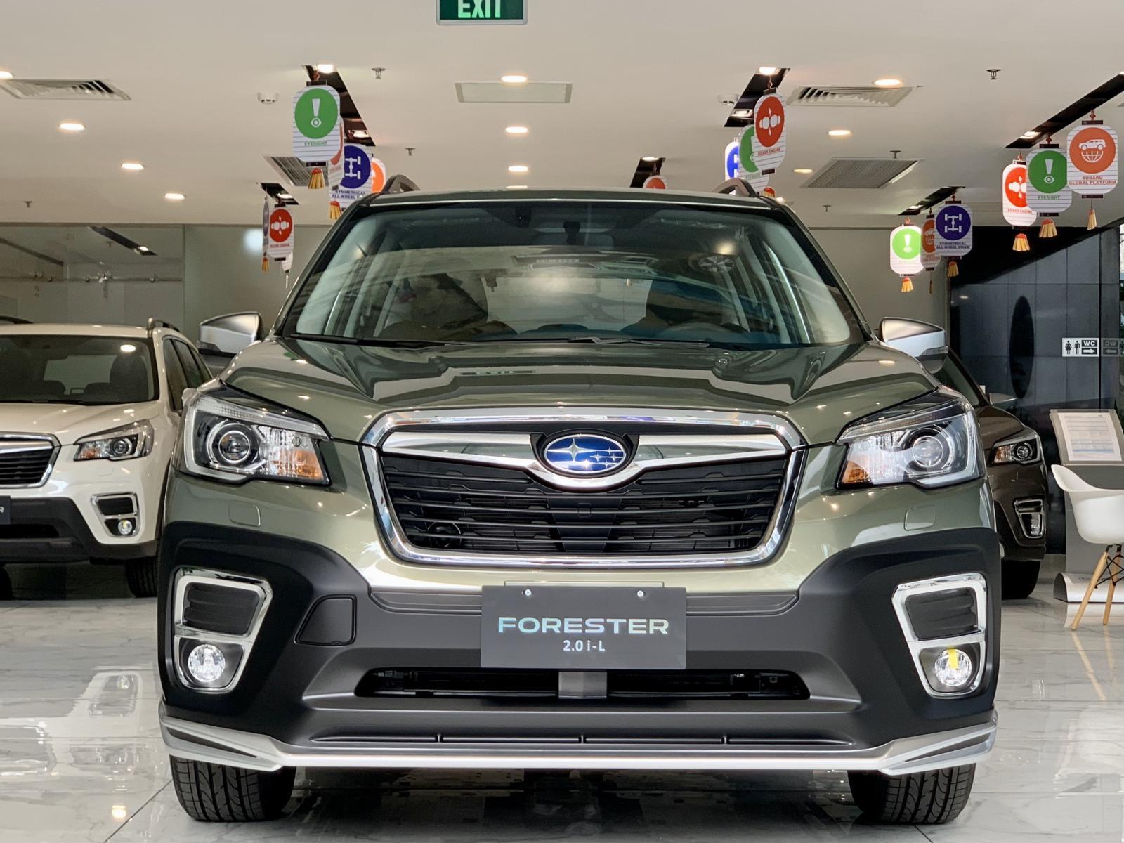 Subaru Forester - Ưu đãi khủng - Giao ngay