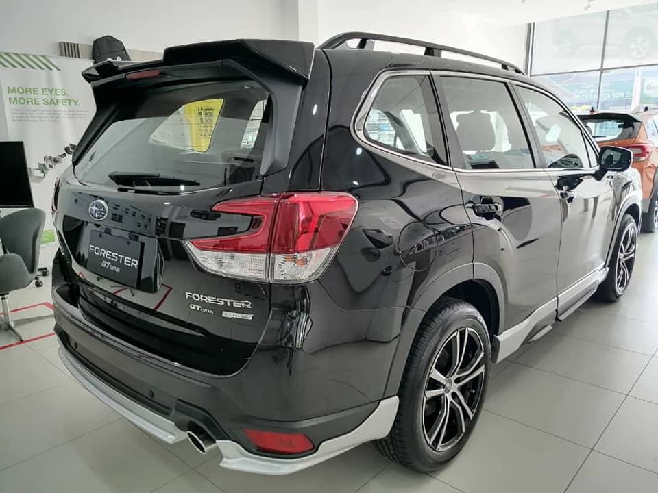 Subaru Forester giá khuyến mãi cao nhất 2021