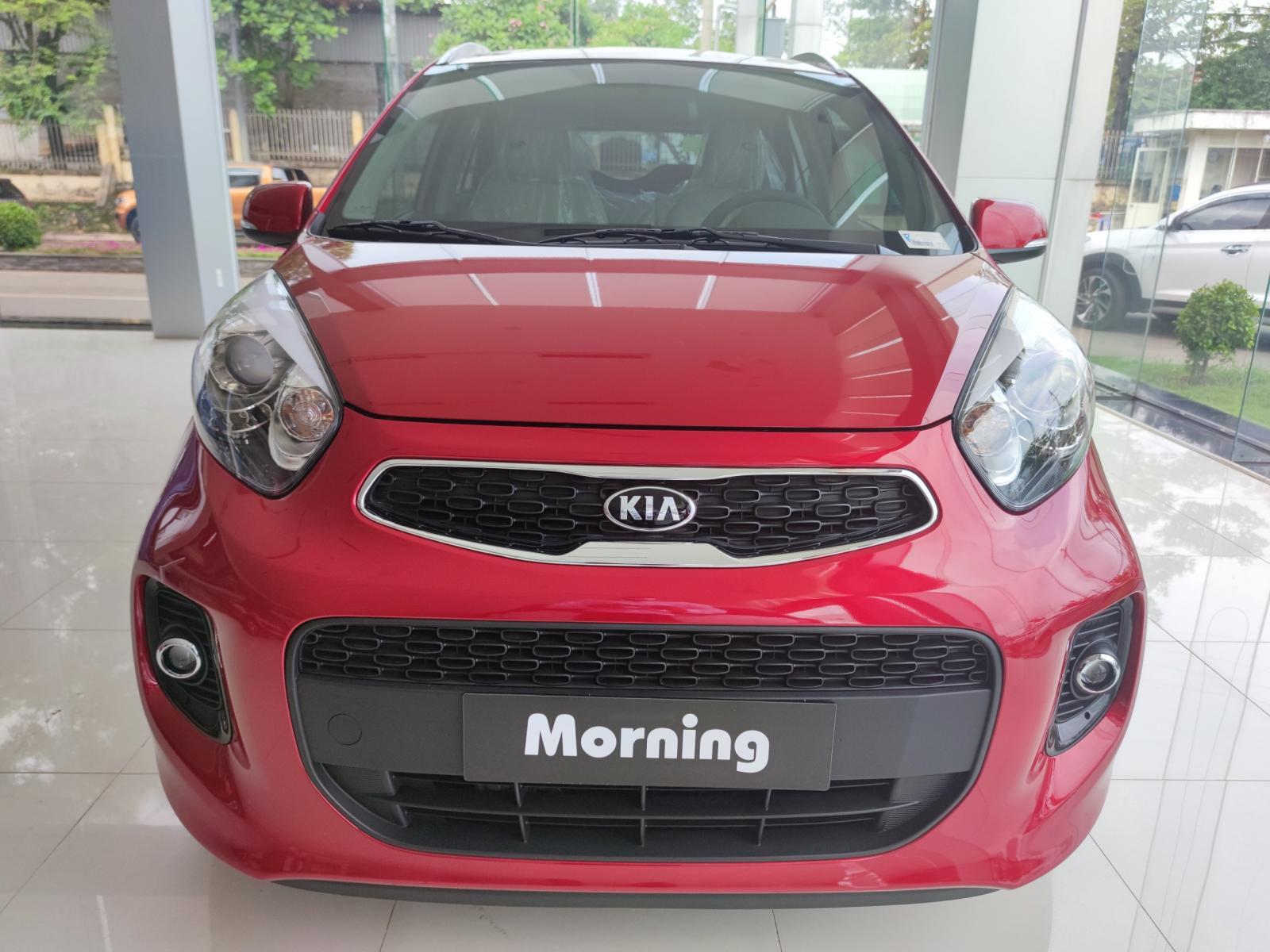 Kia Morning giá tốt tại Kia Bình Phước chỉ 304 triệu