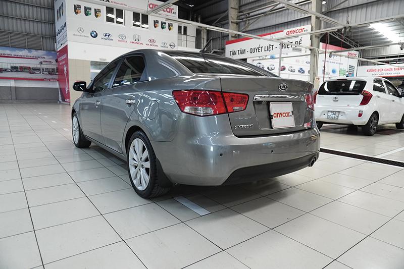 Bán ô tô Kia Forte SX đời 2013, màu xám, chính chủ, 388 triệu