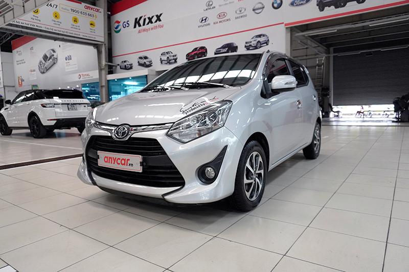 Bán xe Toyota Wigo 1.2AT 2019