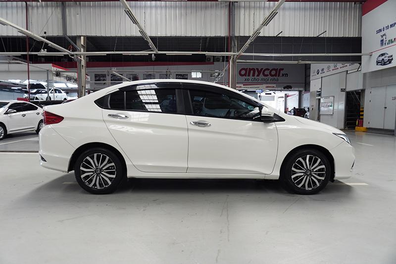 Bán ô tô Honda City năm 2019, màu trắng, giá chỉ 538 triệu