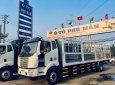 Bán xe tải Faw 8 tấn thùng siêu dai chở pallets