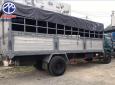 Xe tải thùng Chiến Thắng ga cơ 6.5 tấn ga cơ