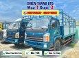 Thông tin gía xe tải 7 tấn thùng dài 6,5 mét | Xe tải Chiến Thắng 6T5 ga cơ thùng dài | trả trước 150 triệu có xe