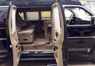 Cần bán xe GMC Savana Limited SE Limosine đời 2012, màu đen, nhập khẩu chính hãng chính chủ giá 2 tỷ 500 tr tại Hà Nội