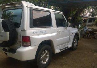 Cần bán gấp Hyundai Galloper đời 2004, màu trắng, nhập khẩu chính hãng, giá 170tr giá 170 triệu tại Bình Phước