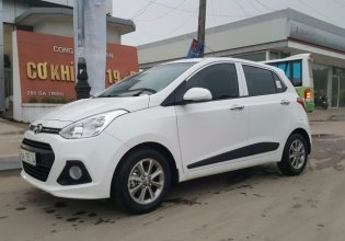 Cần bán xe Hyundai i10 Grand năm 2016, màu trắng, số tự động giá 455 triệu tại Thanh Hóa