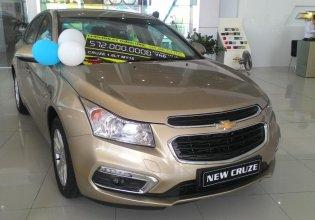 Bán xe Chevrolet Cruze đời 2016, số sàn, đủ màu, hỗ trợ trả góp đến 80% giá xe giá 572 triệu tại Điện Biên