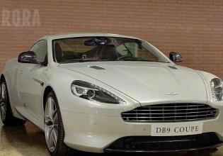 Bán xe Aston Martin DB9 sản xuất 2014, màu bạc giá 13 tỷ 940 tr tại Tp.HCM