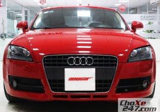 Cần bán lại xe Audi 200 đời 2007, màu đỏ, số tự động giá 739 triệu tại Hà Nội