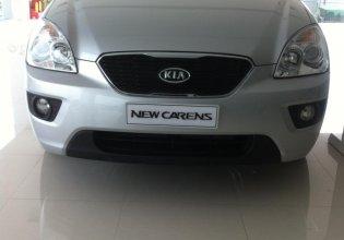 Bán xe Kia Carens EXMT 2016, màu bạc, giá ưu đãi giá 570 triệu tại Khánh Hòa