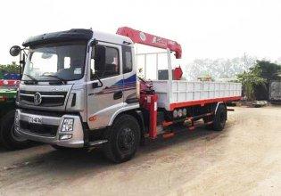 Bán xe cẩu tự hành Dongfeng 8 tấn, gắn cẩu UNIC 5 tấn giá 999 triệu tại Hà Nội