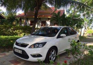 Cần bán xe Ford Focus 1.8AT đời 2011, màu trắng còn mới giá 485 triệu tại Ninh Thuận