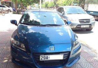 Cần bán Honda CR Z AT đời 2012, màu xanh lam, nhập khẩu giá 690 triệu tại Hà Nội