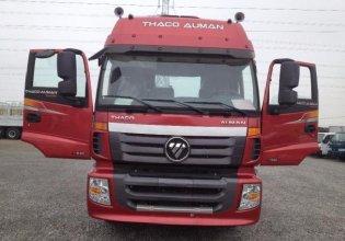 Bán xe đầu kéo Auman FV375 Vũng Tàu- trả góp lãi suất thấp- đầu kéo giá rẻ giá 1 tỷ 99 tr tại Đà Nẵng