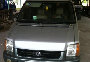 Cần bán xe cũ Suzuki Wagon R đời 2005, màu bạc giá 145 triệu tại Bình Dương
