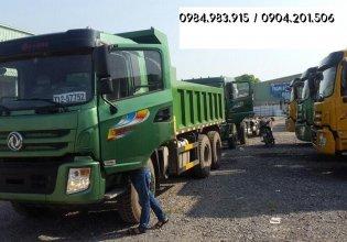 Mua bán xe tải ben Dongfeng, 3 chân thùng 11.5 khối Hà Nội 0984983915 giá 1 tỷ 45 tr tại Hà Nội