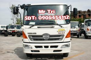 Xe tải Hino Serie 500 15 tấn thùng mui bạc giá 1 tỷ 660 tr tại Đà Nẵng
