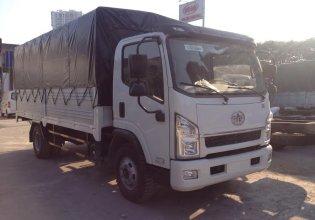 Bán xe tải Faw 6,95 tấn,cabin Isuzu,thùng dài 5,1m giá 390 triệu tại Hà Nội