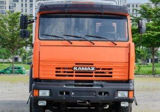 Tải thùng Kamaz 30 tấn | Kamaz 6540 (8x4) thùng 9m nhập nguyên chiếc 2016 giá 1 tỷ 300 tr tại Tp.HCM