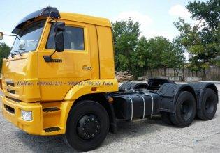 Đầu kéo Kamaz 65116 mới 2016, đầu kéo Kamaz 38 tấn | Đầu kéo Kamaz 65116 giá 850 triệu tại Tp.HCM