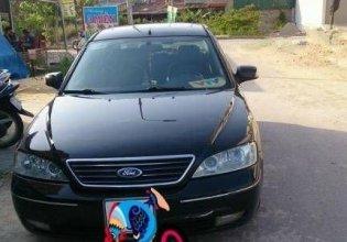 Lên đời cần bán Ford Mondeo AT đời 2003, màu đen số tự động giá 190 triệu tại Quảng Bình