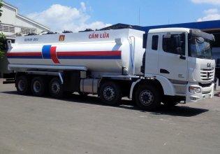 Xe bồn xăng dầu C&C 25 khối, xi téc C&C 5 chân 25000 lít giá 1 tỷ 690 tr tại Tp.HCM