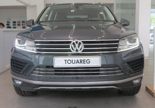 Cần bán Volkswagen Toquareg đời 2017, màu xám, nhập khẩu nguyên chiếc giá 2 tỷ 600 tr tại Tp.HCM